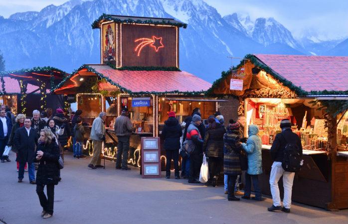 Les plus beaux marchés de Noël en Suisse